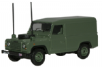 Oxford Diecast 76DEF003  Land Rover Defender Military